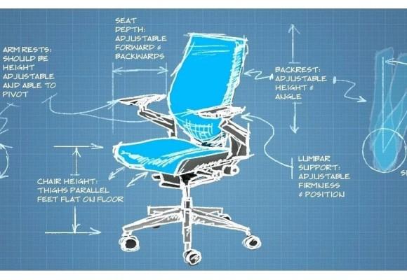 Cuatro cosas a saber para elegir la mejor silla.